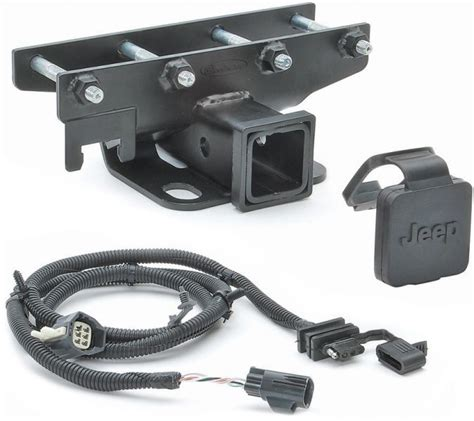 Jeep Hitch Receiver Quadratec Premium 2 Quot Receiver Hitch With Wiring Kit Jeep