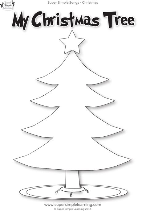 decorate your own christmas tree worksheet santa where are you worksheet my tree simple