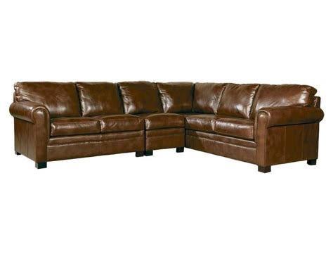jeromes sofas jeromes avery 3pc sectional in leather californicana