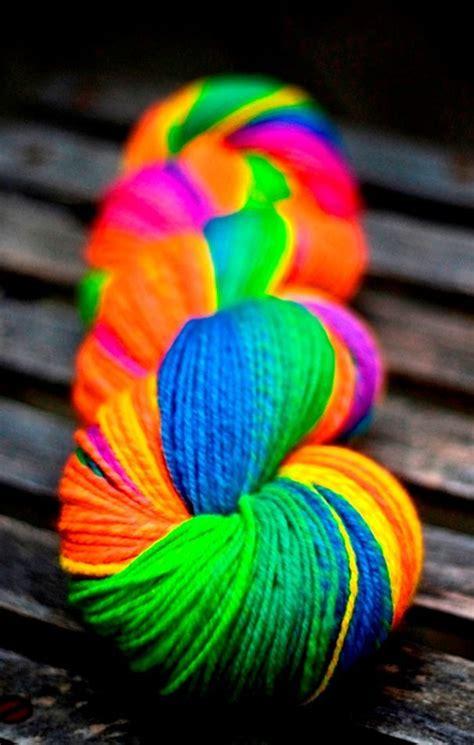 colorful yarns 24 best radical rainbow images on rainbow