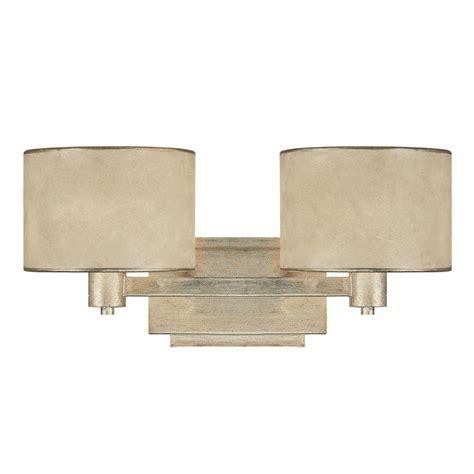 Gold Vanity Light Filament Design 2 Light Winter Gold Vanity Light Cli