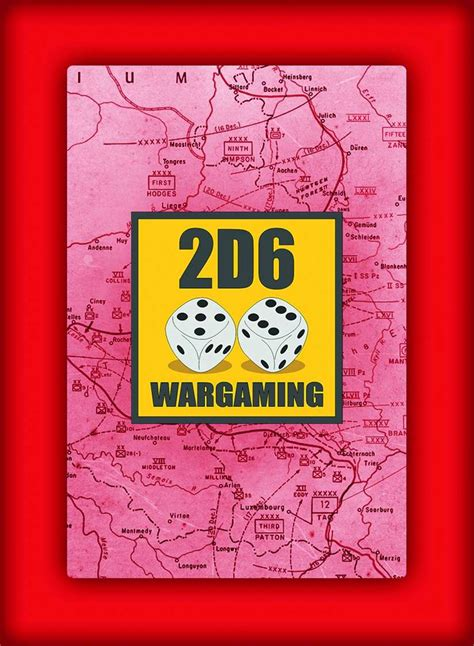 Wargaming Gift Card - objective cards ww2 red 2d6 wargaming wargame vault