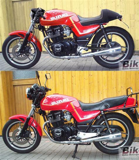 Suzuki Gsx 400 E Suzuki Gsx400e Dogsville