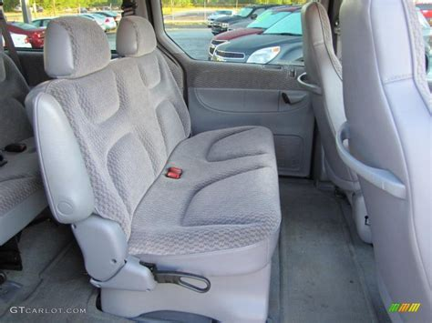 2000 Dodge Caravan Interior by Mist Gray Interior 2000 Dodge Grand Caravan Se Photo 37797420 Gtcarlot