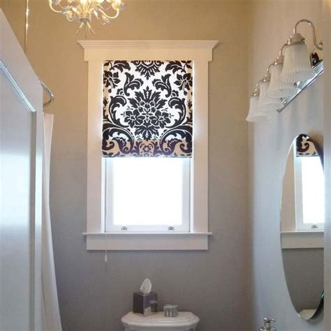 Bathroom Window Dressing Ideas Window Treatments For Bathroom Window Treatments Design Ideas