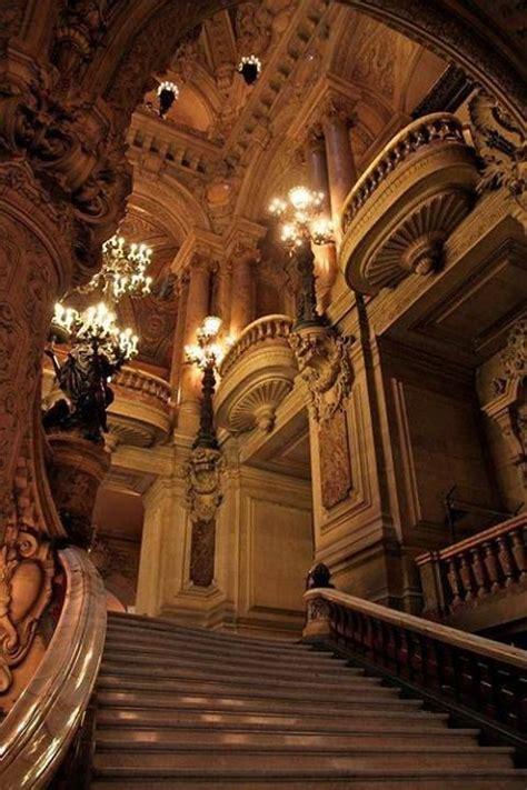 bf opera house this room is beautiful staircase the opera house paris france photo via raquel paris decor