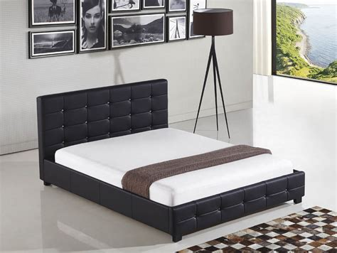 Cheap Crystal Buttons Bed Frame In King Queen And Double Cheap Bed Frames Sydney