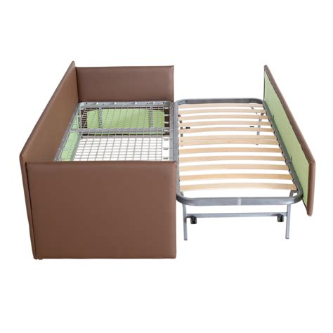 divano letto doghe in legno divani letto con doghe in legno interesting divano letto