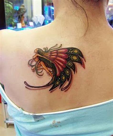 tattoo back fairy beautiful fairy tattoos and most beautiful fairy tattoos