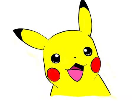 what color is pikachu pikachu with color by rollmyrollsnate on deviantart