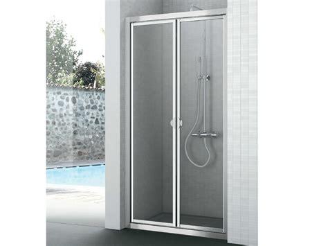 doccia in due box doccia con due ante a battente easy box doccia con