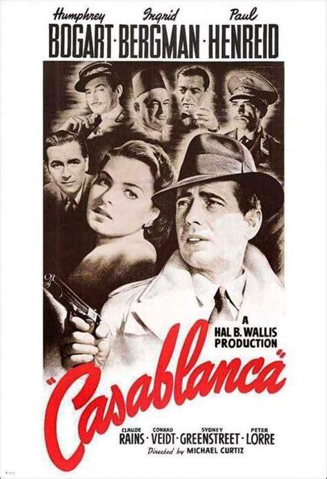 Casablanca 1943 Review And Trailer by Casablanca 1942 Filmaffinity