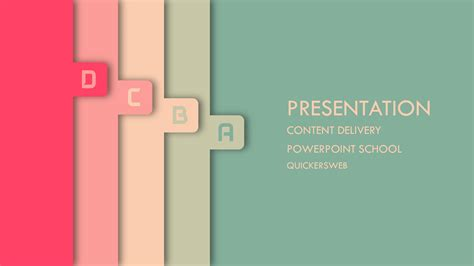 Free Creative Powerpoint Template Powerpoint School Free Powerpoint Slide Template
