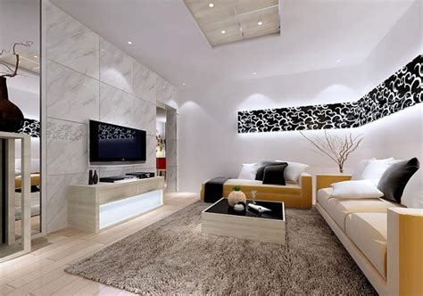 decorate modern living room modern living room interior design partition interior design