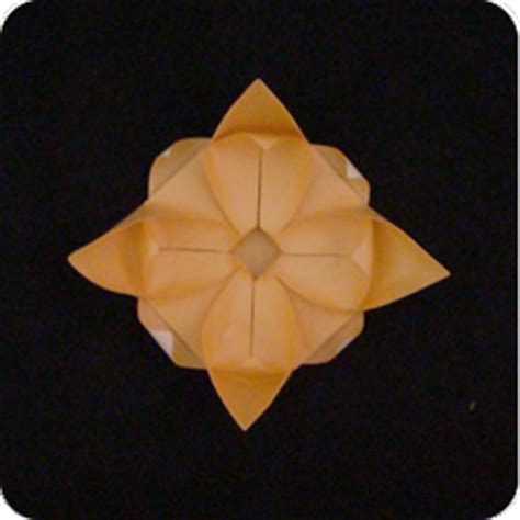 Origami Water Flower - origami water make origami