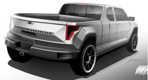 future bentley truck workhorse range extended electric truck announced