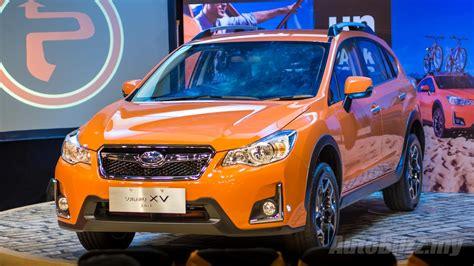 subaru malaysia subaru xv facelift arrives in malaysia priced from rm121k