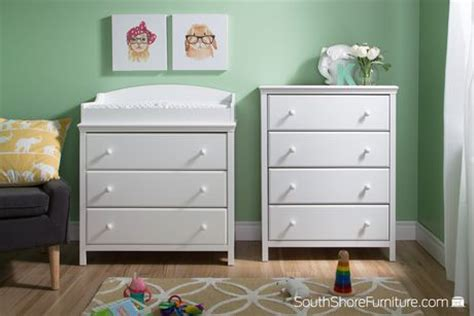 south shore cotton changing table with drawers gray south shore cotton changing table with drawers