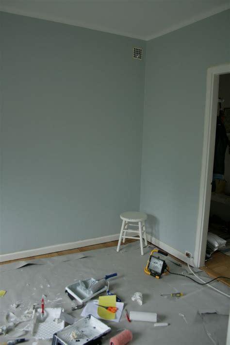 farrow  ball skylight blue sofas fabrics wallpaper