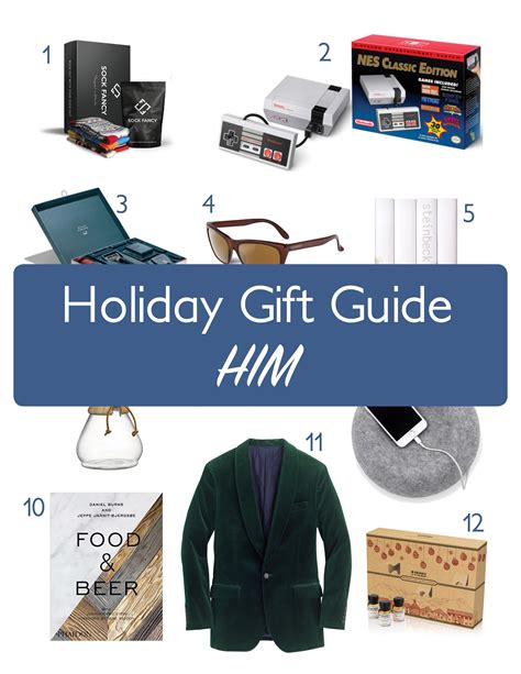 holiday gift guide from the kitchn 2016 holiday gift guide for him a life well consumed
