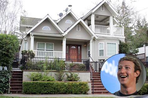 mark zuckerberg house address shelterpop