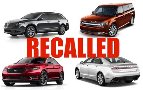 ford recall vin ford motor company recalls by vin