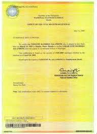 Authorization Letter Psa tips for ofws in applying for philippine passport hedge funds blog