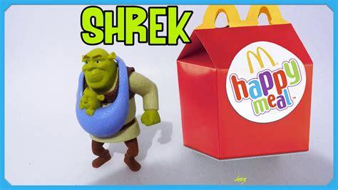 Happy Meal Shrek shrek happy meal mcdonalds cajita feliz