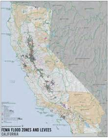 california flood zone map bg cartography 187 fema flood zones levees
