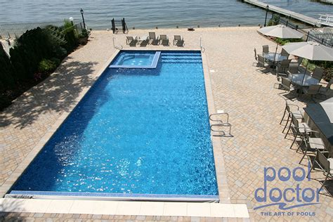 Home Design Ideas Geometric Pools Pool Doctor