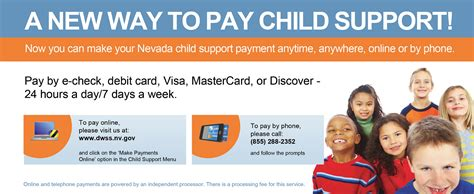 Records Child Support Records For Child Support Payments