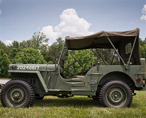 Willys Mb Jeep 1945 Willys Mb Jeep Collection