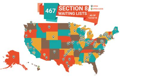 states with open section 8 new section 8 waiting list openings 12 23 2015