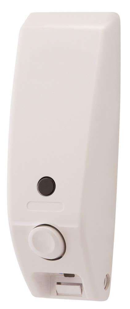 Soap Dispenser 400ml Single White 400ml single chamber soap dispenser daa 651