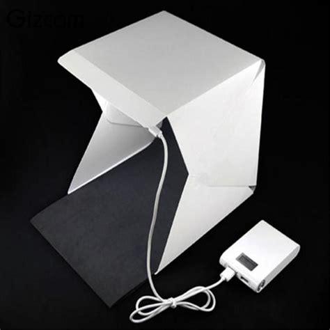 Softbox Studio Foto aliexpress buy gizcam mini portable folding lightbox