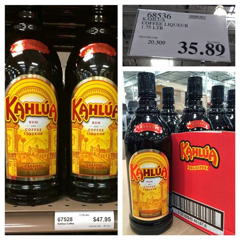 how much is malibu liquor the costco connoisseur buy your booze at costco and save