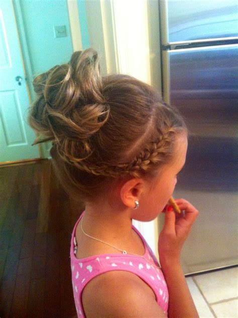 father daughter dance hairstyles for girls buns and braids hairstyle ideas for girls adworks pk