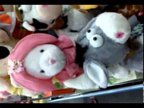 Boneka Kelinci 6 penakan di boneka kelinci