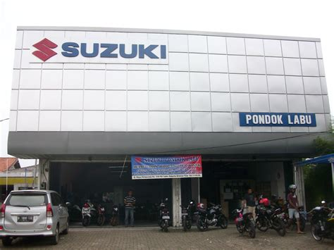 dealer motor suzuki dealer motor suzuki jakarta dealer