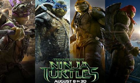 film ninja turtles 2014 teenage mutant ninja turtles 2014 movie nexus gaming
