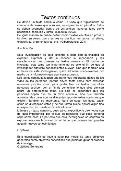 Calaméo - Textos continuos