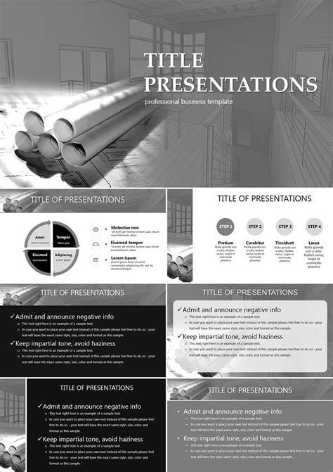 Engineering Drawing Powerpoint Templates Imaginelayout Com Engineering Drawing Ppt Free