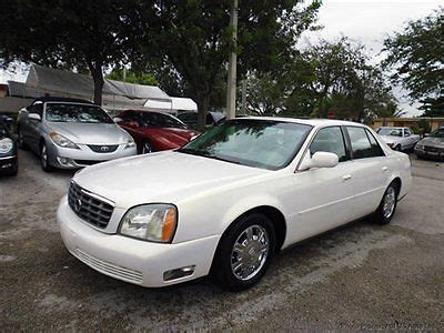 how to work on cars 2004 cadillac deville security system find used 2004 cadillac deville dhs mechanic special need engine work florida ca in pompano