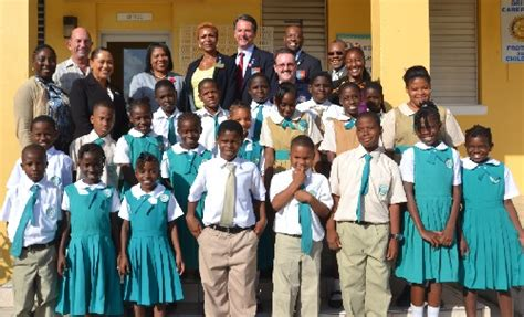 College Of The Bahamas Letterhead new student service club chartered at columbus primary