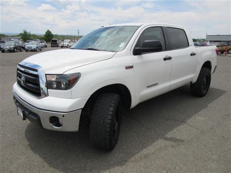 2012 Toyota Tundra For Sale 2012 Toyota Tundra Crewmax 5 7l V8 For Sale 201 Used Cars