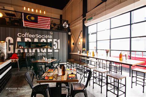 Garage Eatery Menu Garage 51 By Coffee Societe Bandar Sunway 2015 New