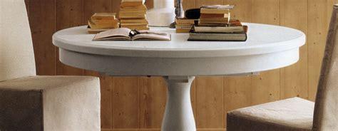 tavolo tondo allungabile tavolo rotondo allungabile scandola centro mobili