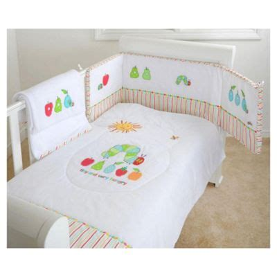 tesco nursery bedding sets buy hungry caterpillar 3 nursery bedding set from our all baby toddler bedding range tesco
