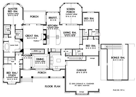 one floor house plans with walkout basement 18 best images about home floor plans with basement on house plans finished