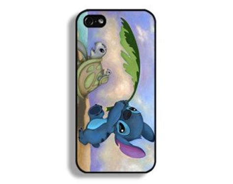 Stich And Turtle Iphone All Hp stitch and turtle lilo and stitch phone for iphone 4 4s iphone 5 5s galaxy s3 galaxy